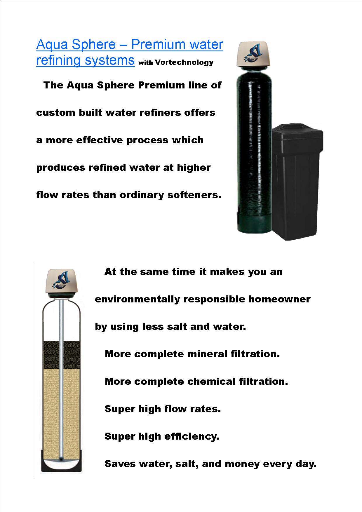 ASI Premium Refiner ad sheet
